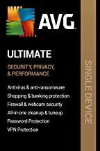 AVG Ultimate 2020 | 1 PC, 2 Years [Download]