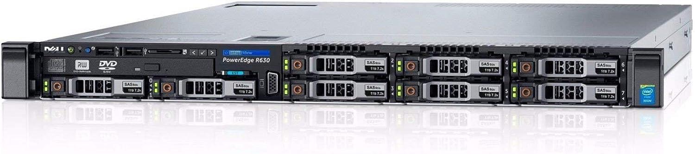 Columbus Mall Premium Dell PowerEdge Max 40% OFF R630 8 Bay Xe 1U Server 2X Rackmount SFF