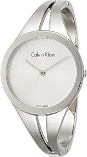 Women's Analogue Quartz Watch with Stainless Steel Strap...