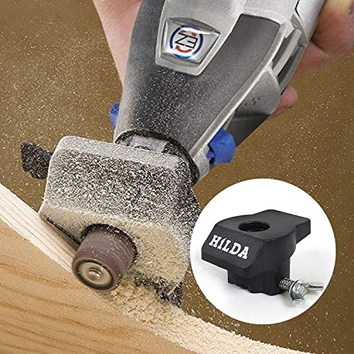 Buy Discount JJF-US Drill Bits Sanding and Grinding Guide Attachment Locator Positioner for Dremel A...
