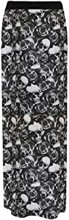 Best skull maxi skirt Reviews