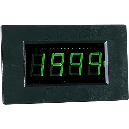 Peak Tech Digital Volt Amp Panel Meter Voltmeter Ammeter As Instrument Qty 1 Ldp 135 Business Industry Science