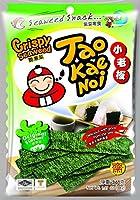 Taokaenoi 「のりスナック(CRISPY SEAWEED)」オリジナル味32g×24袋