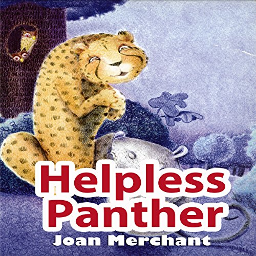 Helpless Panther audiobook cover art