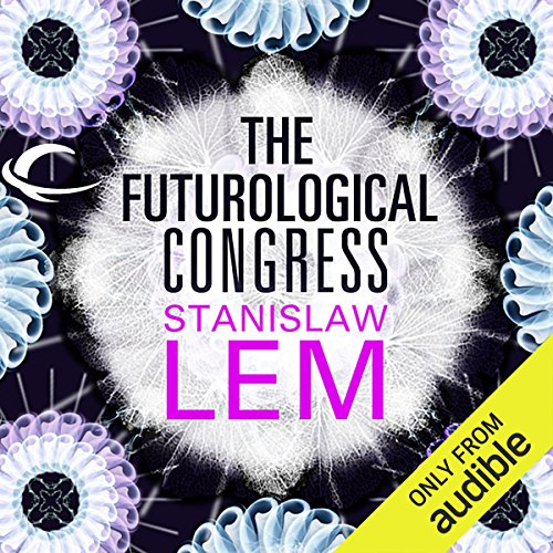 The Futurological Congress audiobook cover art