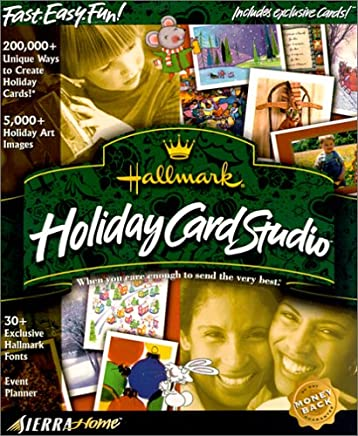 Hallmark Holiday Card Studio
