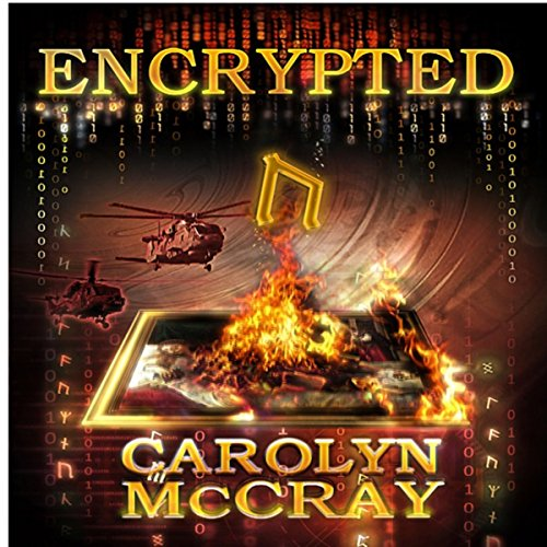 Encrypted cover art