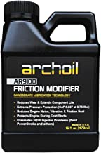 Archoil AR9100 Oil Additive (16oz) for All Vehicles - Powerstroke Cold Starts, Eliminates Injector Problems