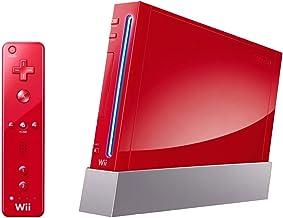 Nintendo Wii Console (Red) (Renewed) photo