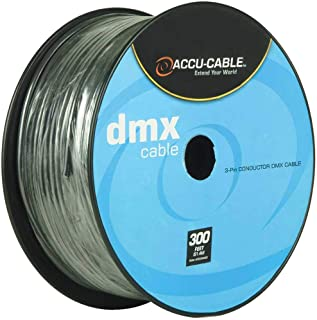 Accu Cable DMX, 100 m, 3 Pines