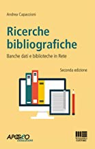 Permalink to Ricerche bibliografiche. Banche dati e biblioteche in rete PDF
