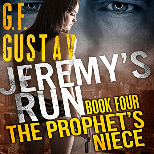The Prophet's Niece audiobook cover art