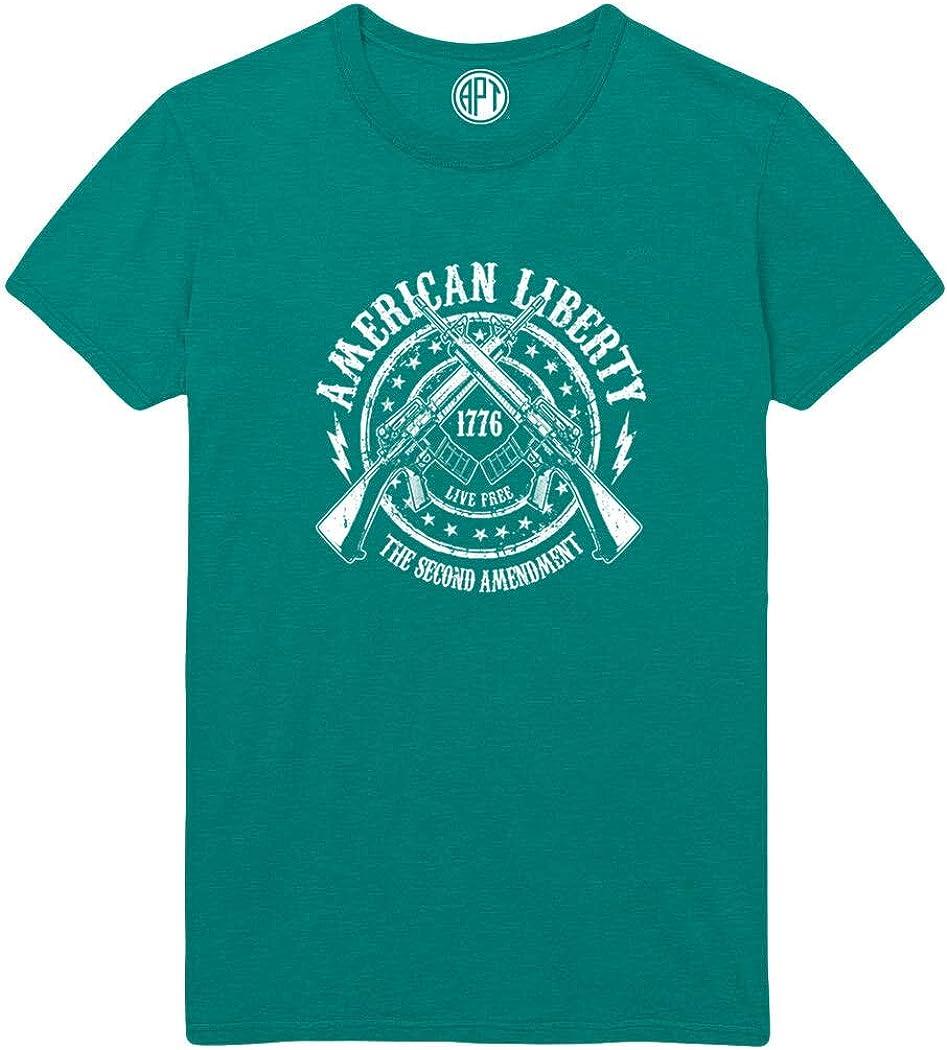 American Liberty Printed T-Shirt
