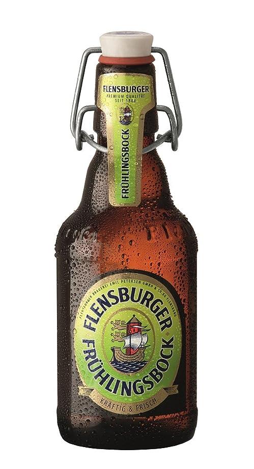 【ドイツビール】フレンスブルガー?スプリングボック(Flensburger Frühlingsbock)330ml × 6本