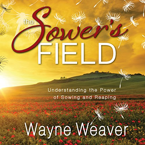 The Sower's Field audiobook cover art