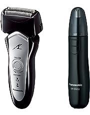 【Amazon.co.jp限定】パナソニック ラムダッシュ メンズシェーバー 3枚刃 お風呂剃り可 ES-AST2A [フラストレーションフリーパッケージ (FFP)]