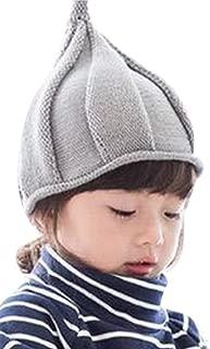 Thenice Child Winter Nipple Pumpkin Hat Tip Knit Caps