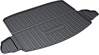 kaungka Cargo Liner Rear Cargo Tray Trunk Floor Mat Waterproof Protector for 2017 2018 2019 Honda CRV (Not Fit with Subwoofer and 2018 CRV Touring)