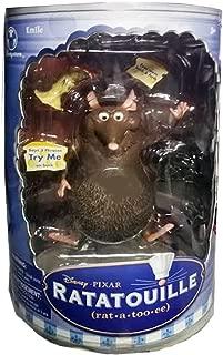 Ratatouille Talking 7 inch Emile Action Figure