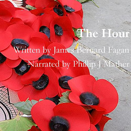 The Hour audiobook cover art