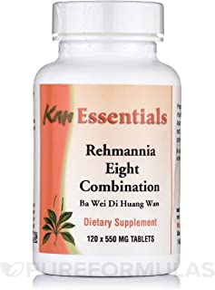 Kan Herbs - Rehmannia Eight Combination 120 tabs