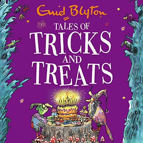 Tales of Tricks and Treats cover art