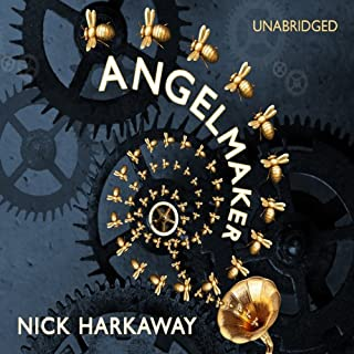 Angelmaker                   By:                                                                                                                                 Nick Harkaway                               Narrated by:                                                                                                                                 Daniel Weyman                      Length: 17 hrs and 58 mins     18 ratings     Overall 4.3