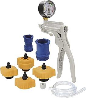 Mityvac Kit de teste de pressão de radiador/sistema de resfriamento automotivo MV4560, contém adaptadores para testar a ma...