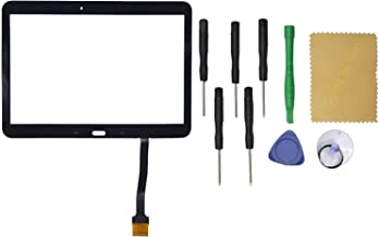 Black Touch Screen Digitizer Replacement for Samsung Galaxy TAB 4 10.1