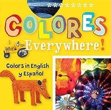 Colores Everywhere!: Colors in English y Español (ArteKids)