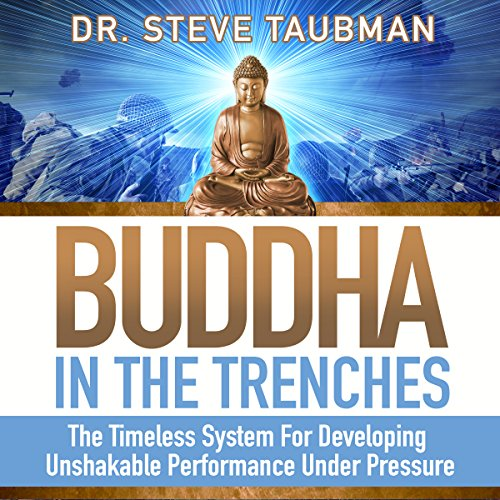 Buddha in the Trenches audiobook cover art