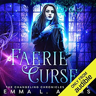 Faerie Curse audiobook cover art