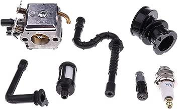 Jili Online Carburetor Part Intake Manifold for STIHL 034 036 MS340 MS360 PRO Chainsaw