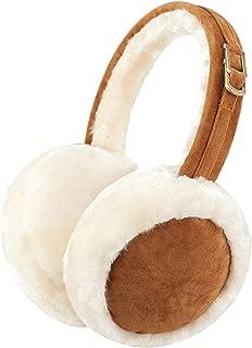 Womens Winter Warm Outdoor Foldable Earmuffs Ear Warmers