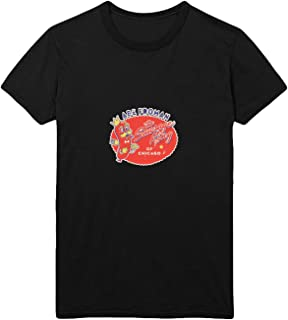 Ferris Buellers Day Sausage King of Chicago Retro Logo_R5134 para Hombres Hombre For Shirt T-Shirt Tshirt T Shirt Gift For Him Her Cute Novelty