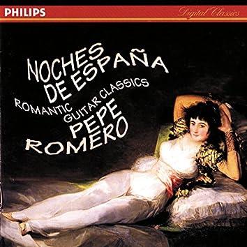 Noches de España - Romantic Guitar Classics