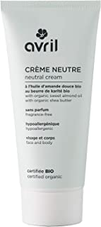 Avril Organic Neutral Cream 200 ml