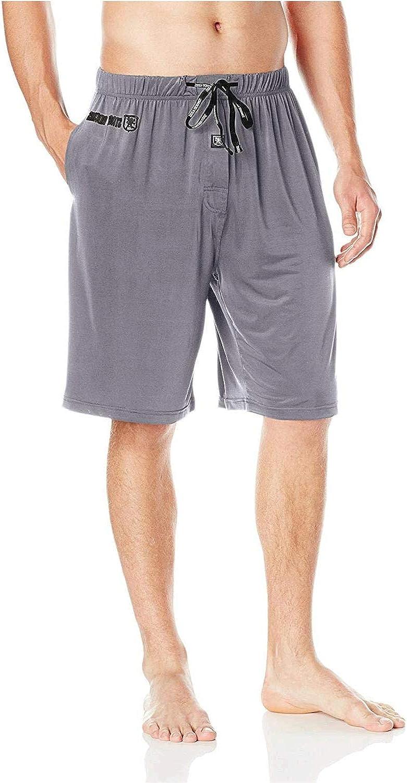 Men/'s Stacy Adams Gray Sleep Shorts