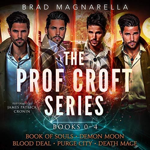The Prof Croft Series cover art