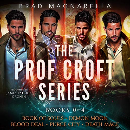 The Prof Croft Series: Books 0-4 (Prof Croft Box Sets, Book 1)