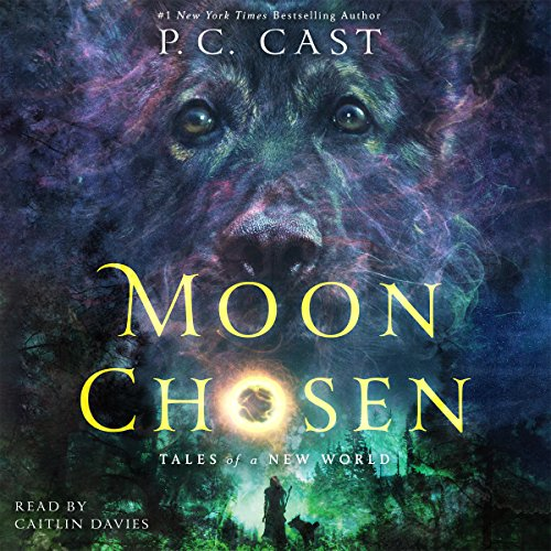 Moon Chosen audiobook cover art