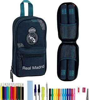 Amazon.es: Real Madrid - Estuches / Material escolar ...