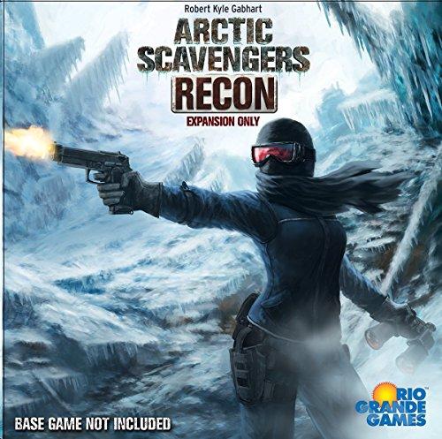Recon: Arctic Scavengers Expansion - Jeu de société