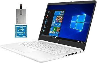 """2020 HP Stream 14"""" HD Laptop Computer, Intel Celeron N4020 Processor, 4GB RAM, 64GB eMMC, HD Audio, HD Webcam, Intel UHD G..."""