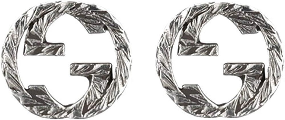 Orecchini gucci in argento 925 per donna YBD45710900100U