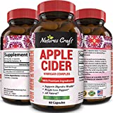 Apple Cider Vinegar Pills for Weight Loss - Extra Strength Fat 60 Count
