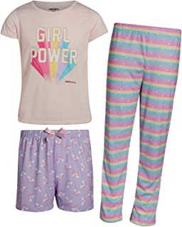 Limited Too Girls 2 Piece Active Fashion Top and Skort Set