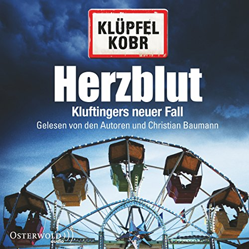 Herzblut     Kommissar Kluftinger 7              By:                                                                                                                                 Volker Klüpfel,                                                                                        Michael Kobr                               Narrated by:                                                                                                                                 Volker Klüpfel,                                                                                        Michael Kobr,                                                                                        Christian Baumann                      Length: 11 hrs and 36 mins     11 ratings     Overall 4.5