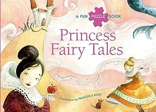 Princess Fairy Tales: A Fun Puzzle Book