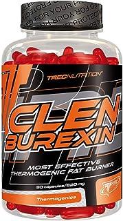 CLENBUREXIN 90 cápsulas - Quemadores y peso pérdida